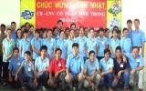 Công đoàn Công ty TNHH Sung Shin Vina:  Bầu ơi thương lấy bí cùng…