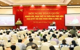 Tích cực đưa chủ trương của Hội nghị TW9 khóa XI vào cuộc sống
