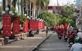 Nhãn hàng Dr Thanh cùng Hành trình đỏ 2014 đến Kiên Giang