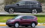 Honda CR-V 2015 có gì mới ?
