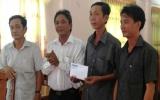 Báo Bình Dương phối hợp cùng doanh nghiệp: Hỗ trợ vốn cho người nghèo vùng biển Cà Mau