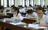 Kết thúc đợt 1 kỳ thi đại học, 73 thí sinh vi phạm quy chế thi