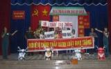 Liên hoan Tuyên truyền viên trẻ trong thanh niên lực lượng vũ trang tỉnh: Khắc họa chân dung người lính trẻ
