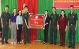 Hội Phụ nữ cơ quan tỉnh:  Ký kết phối hợp với Chi đoàn Đồn Biên phòng Thanh Hòa, tỉnh Bình Phước