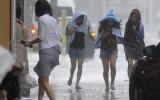 Bão lớn nhất 15 năm, Nhật kêu gọi 480.000 người trú ẩn