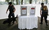 Người dân Indonesia đi bầu tổng thống