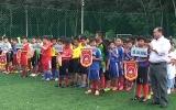 Huyện Bàu Bàng: Khai mạc giải bóng đá nhi đồng năm 2014