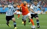 """Hạ Hà Lan trên loạt """"đấu súng"""", Argentina tiến vào chung kết"""