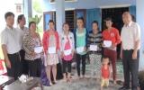 Bình Dương: Thăm và hỗ trợ gia đình các ngư dân bị Trung Quốc bắt giữ