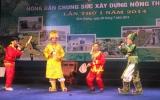 """Hội thi nông dân chung sức xây dựng nông thôn mới:  Kênh tuyên truyền hiệu quả về """"Tam nông"""""""