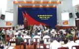 Thị xã Dĩ An: Khai mạc kỳ họp thứ 11 Hội đồng nhân dân thị xã khóa X, nhiệm kỳ 2011-2016