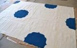 Những chiếc thảm tự chế nổi bật