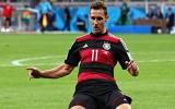 Miroslav Klose lập kỷ lục mới