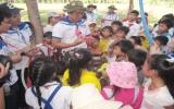 Tuổi trẻ Bình Dương: Hướng về biển đảo quê hương