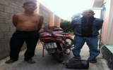 Bắt 2 nghi phạm trộm mô tơ