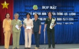 Hội Cựu TNXP TP.TDM: Họp mặt kỷ niệm 64 năm Ngày truyền thống lực lượng TNXP Việt Nam