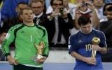 Công bố cụ thể các giải thưởng cá nhân tại World Cup 2014