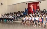 Phường Phú Cường, TP.TDM: Chiếu phim giáo dục lòng yêu nước cho học sinh và ĐVTN