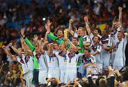 Khoảng khắc khó quên này được cộng đồng mạng nhắc đến nhiều nhất trong trận chung kết World Cup