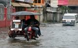 Bão Rammasun di chuyển nhanh tiến vào miền Trung Philippines