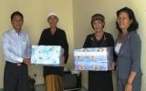 TX. Dĩ An:  Thăm, tặng quà các hộ tín đồ Hồi giáo  khó khăn nhân dịp Ramadan