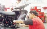 Yamaha dẫn đầu thị trường xe máy về bảo hành lâu nhất