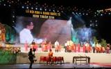 Lễ hội Nho và Vang quốc tế Ninh Thuận