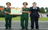 Quân đoàn 4 kỷ niệm 40 năm thành lập và đón nhận Huân chương Hồ Chí Minh