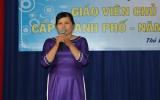 TP.Thủ Dầu Một thi giáo viên chủ nhiệm giỏi THCS