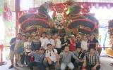 CLB Hoa quả tạo hình Nét Việt: Sân chơi thú vị