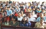 Đảng ủy phường Phú Thọ tổ chức họp mặt đảng viên theo Quy định 76-QĐ/TW