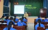 Hội nghị tập huấn báo cáo viên, tuyên truyền viên