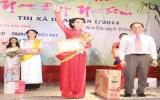 """Trần Thị Thoa: """"Muốn trở thành người phụ nữ bản lĩnh"""""""