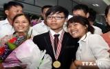Đoàn Việt Nam đạt thành tích cao tại Olympic Vật lý quốc tế