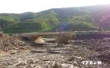 Điện Biên thiệt hại nặng sau bão, Quốc lộ 12 tê liệt hoàn toàn