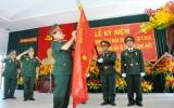 Lữ đoàn công binh 550 Quân đoàn 4 đón nhận Huân chương Bảo vệ Tổ quốc hạng nhất