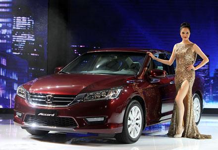 Honda Accord thế hệ thứ chín có mặt tại Việt Nam