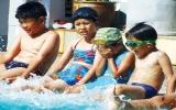 Tác dụng của học bơi đối với trẻ em