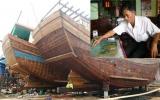 Tổ quốc bên bờ sóng:  Đoàn tàu bám biển Bùi Thanh Ninh