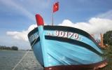 Tổ quốc bên bờ sóng: Làng đóng tàu cổ bên sông Thu Bồn