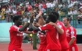 Vòng 22 V-League:  B.Bình Dương quyết bảo vệ ngôi đầu!