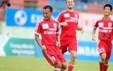 Vòng 22 V-League Eximbank: Hà Nội T&T và Bình Dương cùng tiến
