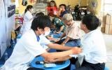 Hội Người cao tuổi phường Phú Lợi (TP.TDM): Khám, tư vấn sức khỏe cho hơn 500 người