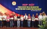 LĐLĐ TX.Dĩ An: Họp mặt kỷ niệm 85 năm Ngày thành lập Công đoàn Việt Nam
