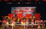 Hội diễn văn nghệ thiếu nhi Hoa phượng đỏ tỉnh Bình Dương lần thứ 18:  8 đội tham gia