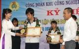 Công đoàn các Khu công nghiệp  Việt Nam - Singapore:  Tuyên dương 72 công nhân lao động giỏi, sáng tạo