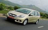 Honda ra mắt xe đa dụng giá rẻ Mobilio