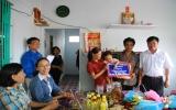 TX.Thuận An :  Trao tặng nhà đại đoàn kết cho hộ nghèo