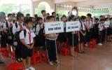 """79 trại sinh tham gia Trại hè thiếu nhi """"Teen năng động, học điều hay"""" năm 2014"""