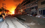 Gần 300 người thương vong trong vụ nổ khí đốt ở Đài Loan